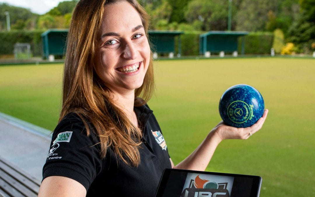 Entrepreneurial student takes lawn bowls to millions