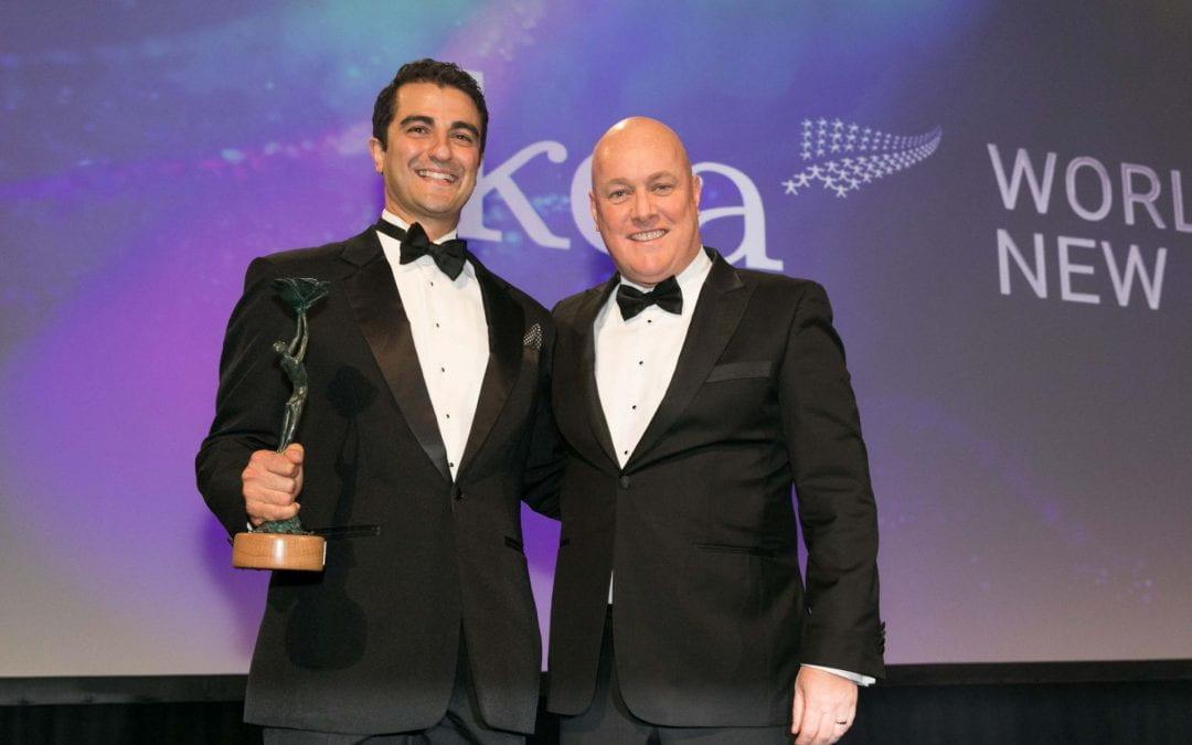 Fady Mishriki named Kea World Class New Zealander