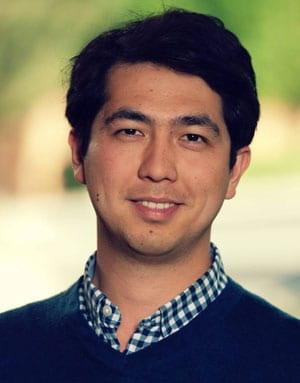 Alumni profile: Bowen Pan