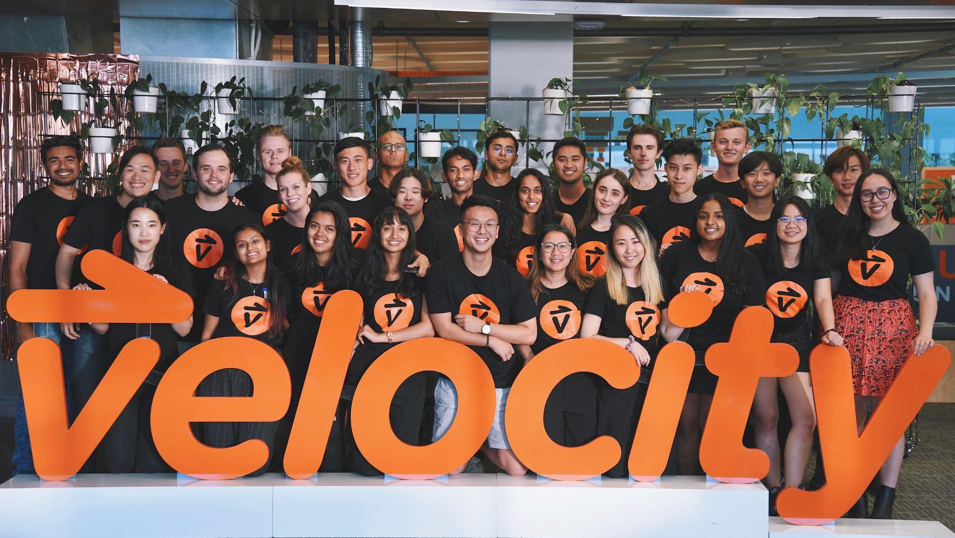 Velocity Team 2020