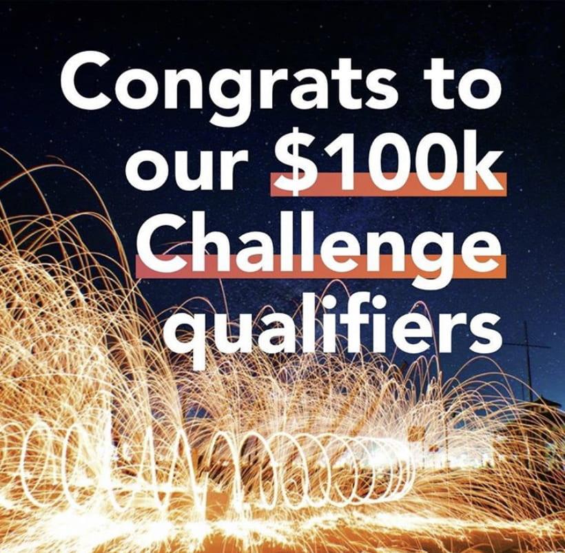 $100k Challenge 2020 Qualifiers