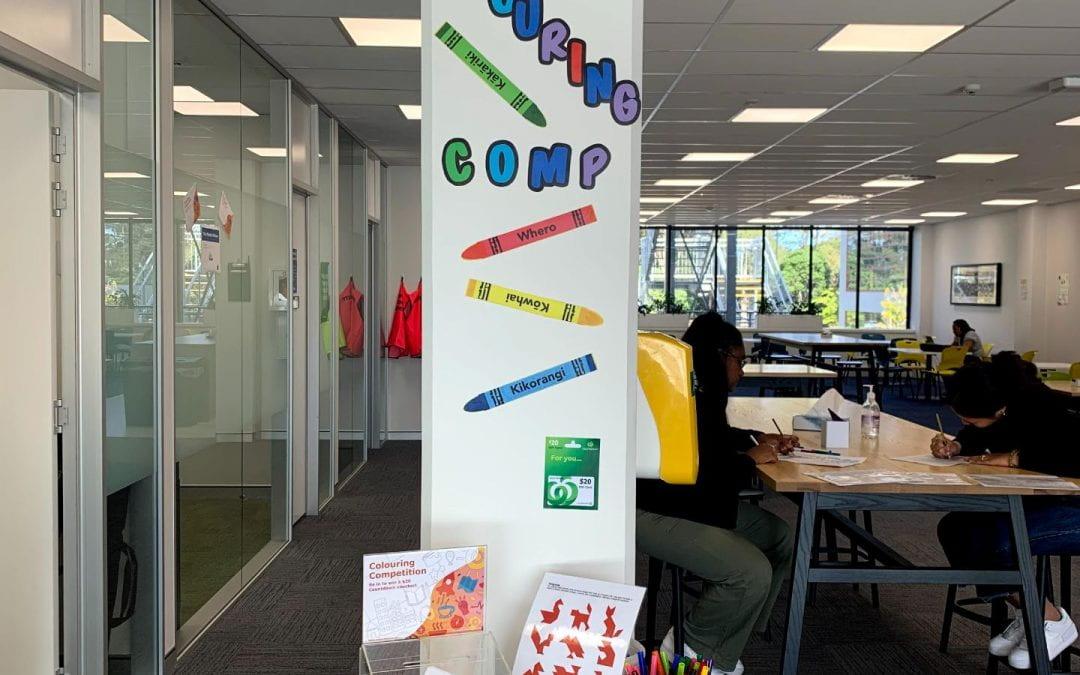 Te Papa Ako o Tai Tonga campus inspires creative student engagement project