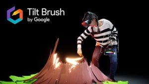 Unleash Workshops VR painting
