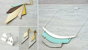 Unleash Workshops jewellery