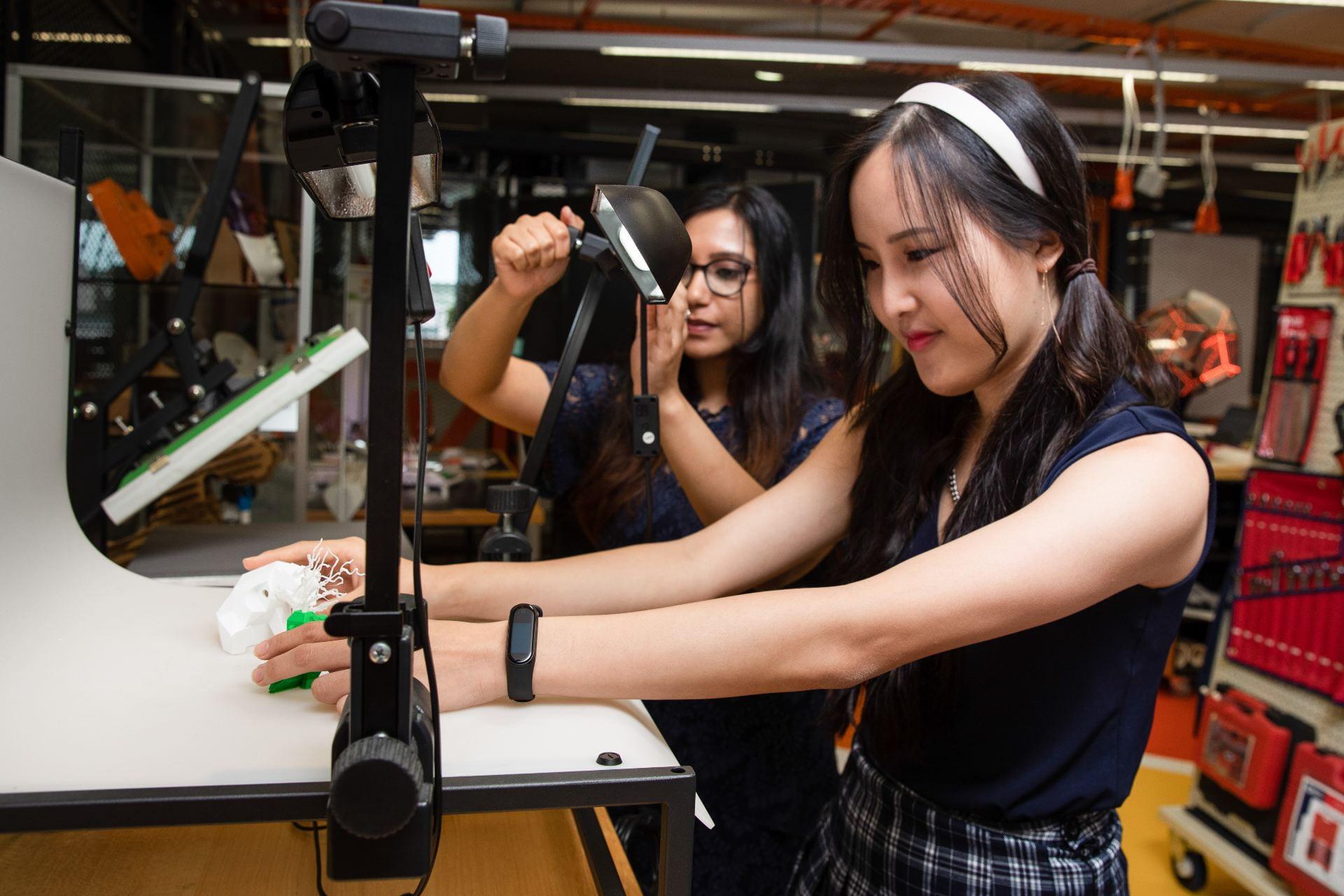 Hayden and Ariel, On Demand Workshops