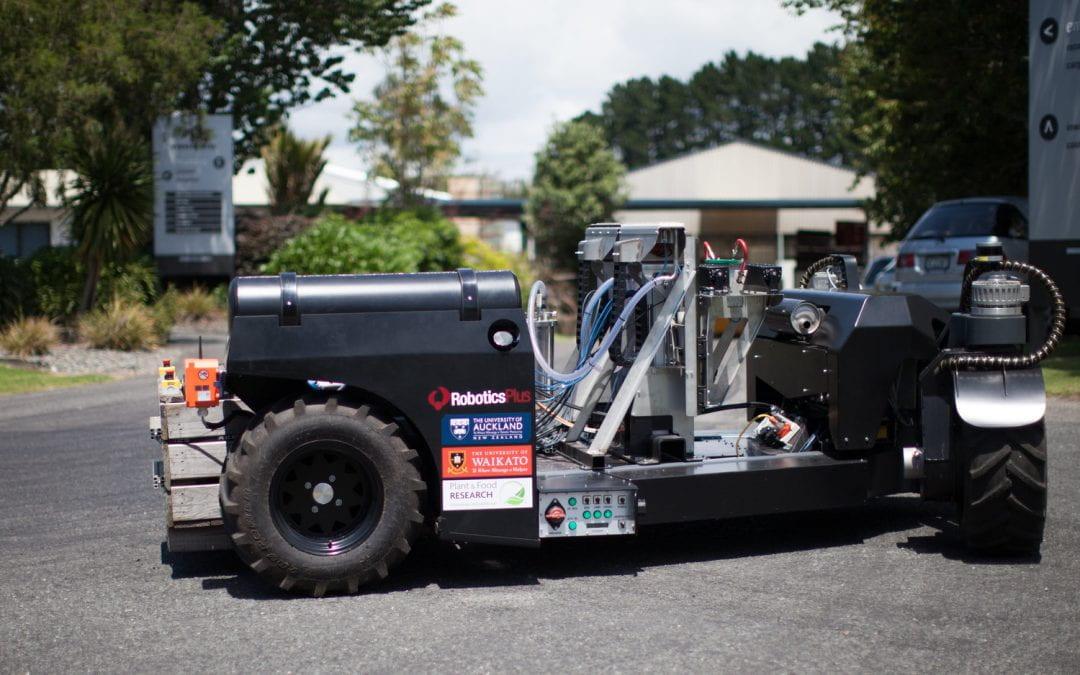 A fruitful partnership with Robotics Plus