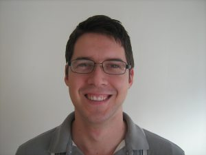 Photograph Josiah Ensing, Ph.D. candidate at UoA