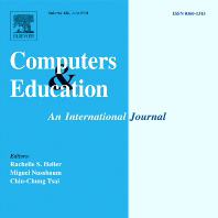 Publication of a new article in Computers & Education