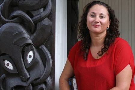 Associate Professor Melinda Webber – Ngāti Whakaue, Ngāti Kahu, Ngāti Hau