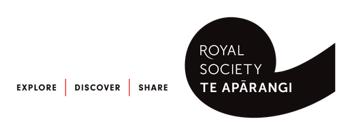 Royal Society NZ Logo