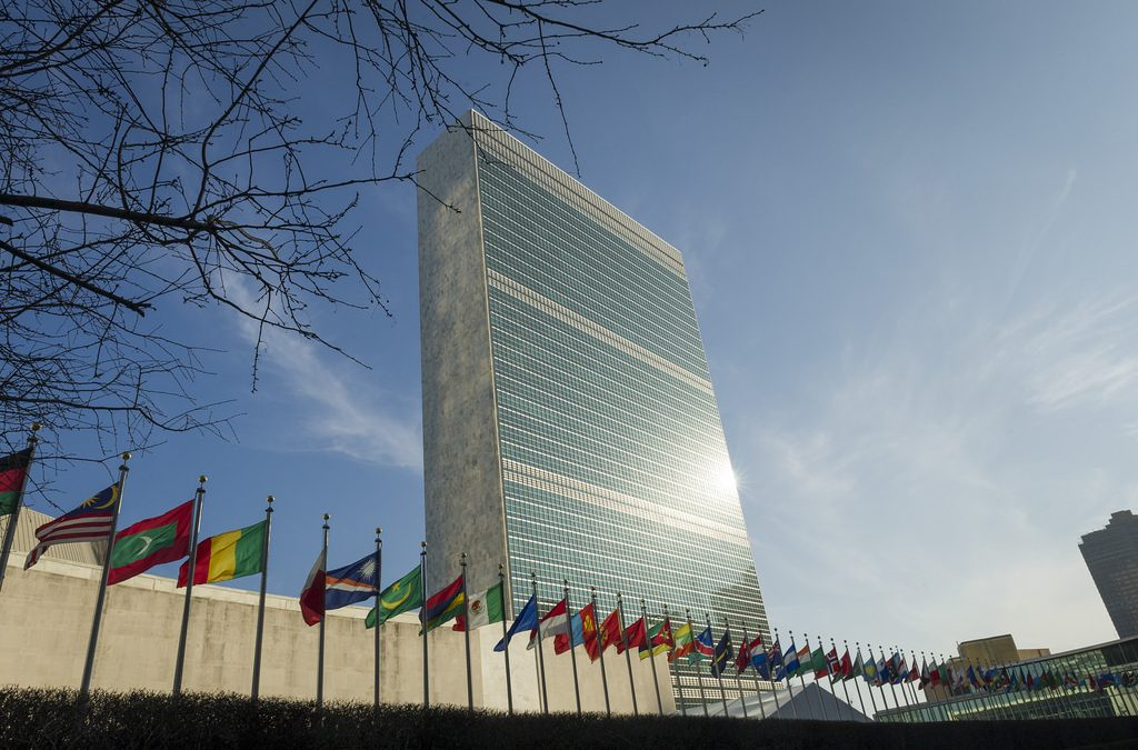 What is the future of the United Nations in the Trump era?