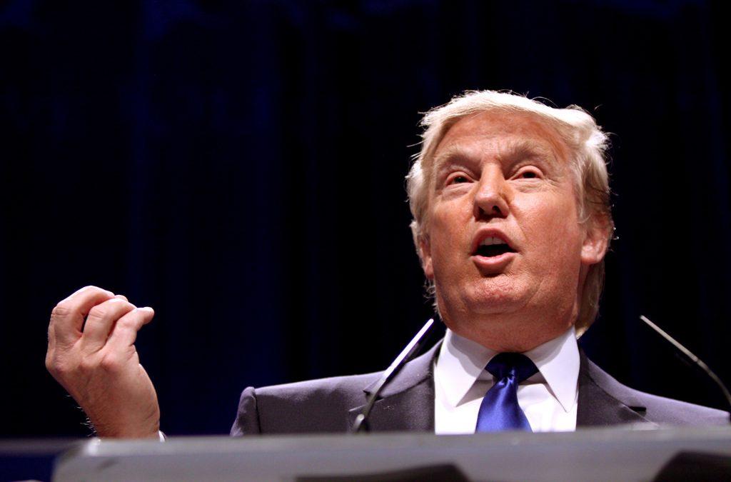 Does Donald Trump use Nazi-style rhetoric? 🔊