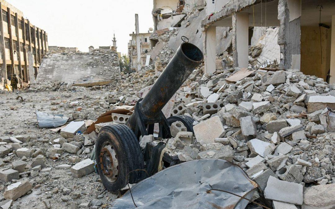 "Is Syria a ""Quicksilver"" war?"