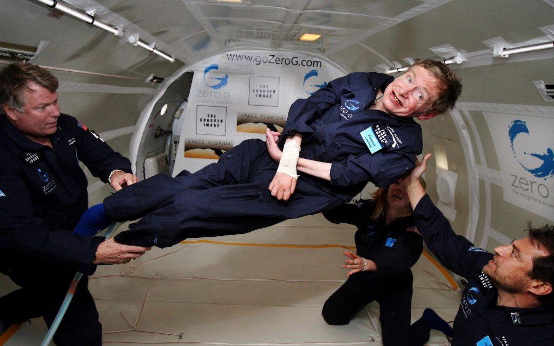 How did Stephen Hawking change physics?