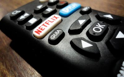 How did Netflix become the world's biggest online TV network?