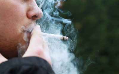 Are there secondhand consequences of new smoking policies?