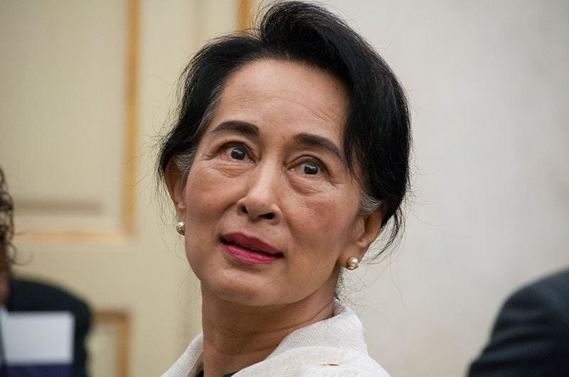 Why is Aung San Suu Kyi jailing journalists?