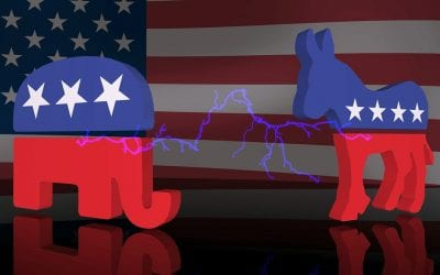 What is at stake in the US midterm elections? 🔊