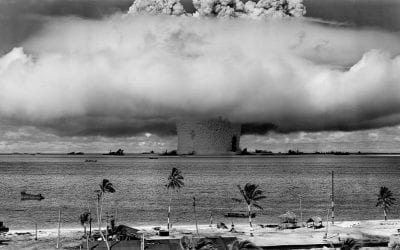 Q+A: Banning the bomb: are the days of nuclear weapons numbered?
