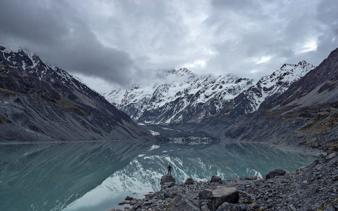 Why are glaciers declining in New Zealand? 🔊