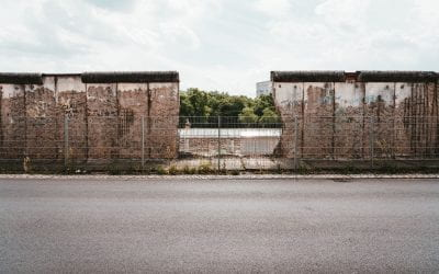 The snake, the hedgehog and the Berlin Wall: How significant is the fall of the wall thirty years on?