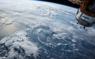How can we clean up space?