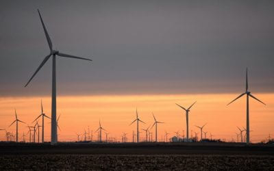 How much of the world's energy comes from fossil fuels and could we replace it all with renewables?