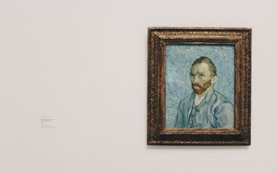 Can viewing art reduce stress?
