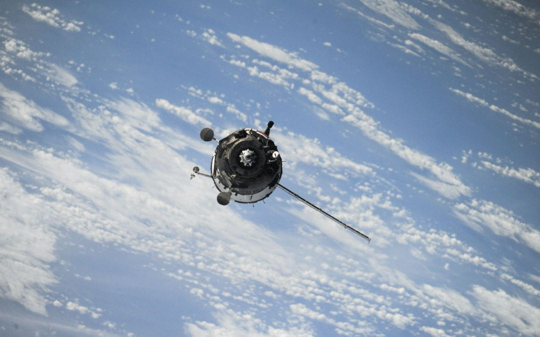 Could space junk prevent future space exploration?