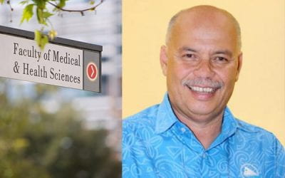 Dr Colin Tukuitonga announced as inaugural Associate Dean Pacific for FMHS