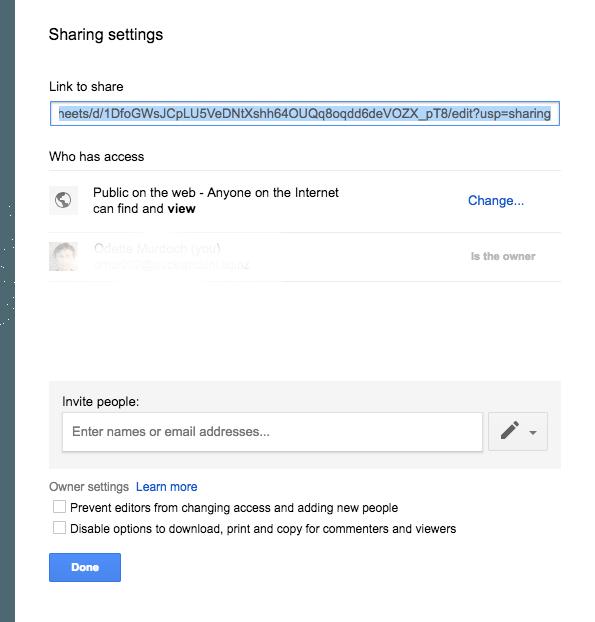 Google Drive | Learning Hub