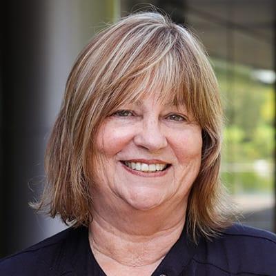 Headshot of Sue Gough