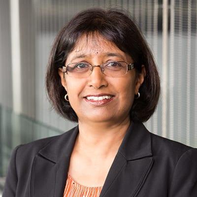 Headshot of Shireen Junpath