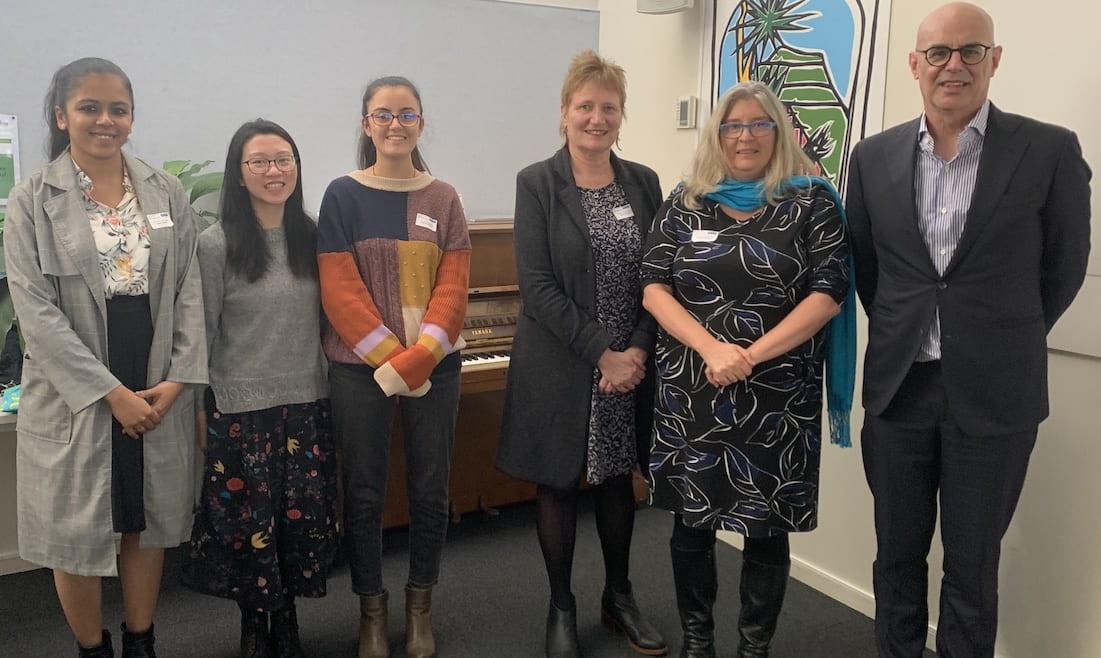 MAONZE Participants at 2nd Māori speech science hui July 2021