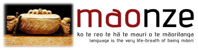 Maonze header