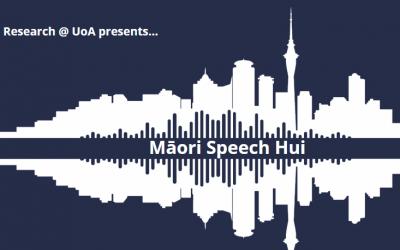 Māori speech hui 2021