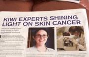 Kiwi experts shining light on skin cancer