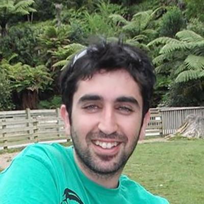 Sina Masoud-Ansari