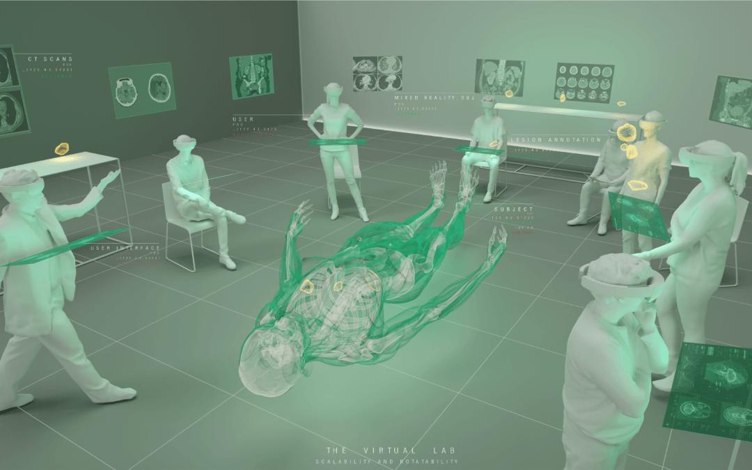 Understanding tumour evolution through augmented reality