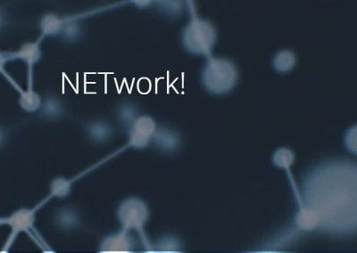 NETwork! analysis in cancer – managing genomics research data and building a repository workflow