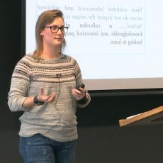 Put the internet down and let's talk about this: Techniques for active social learning in lecture theatres