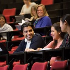 Learning Hub: supporting student success in the Business School