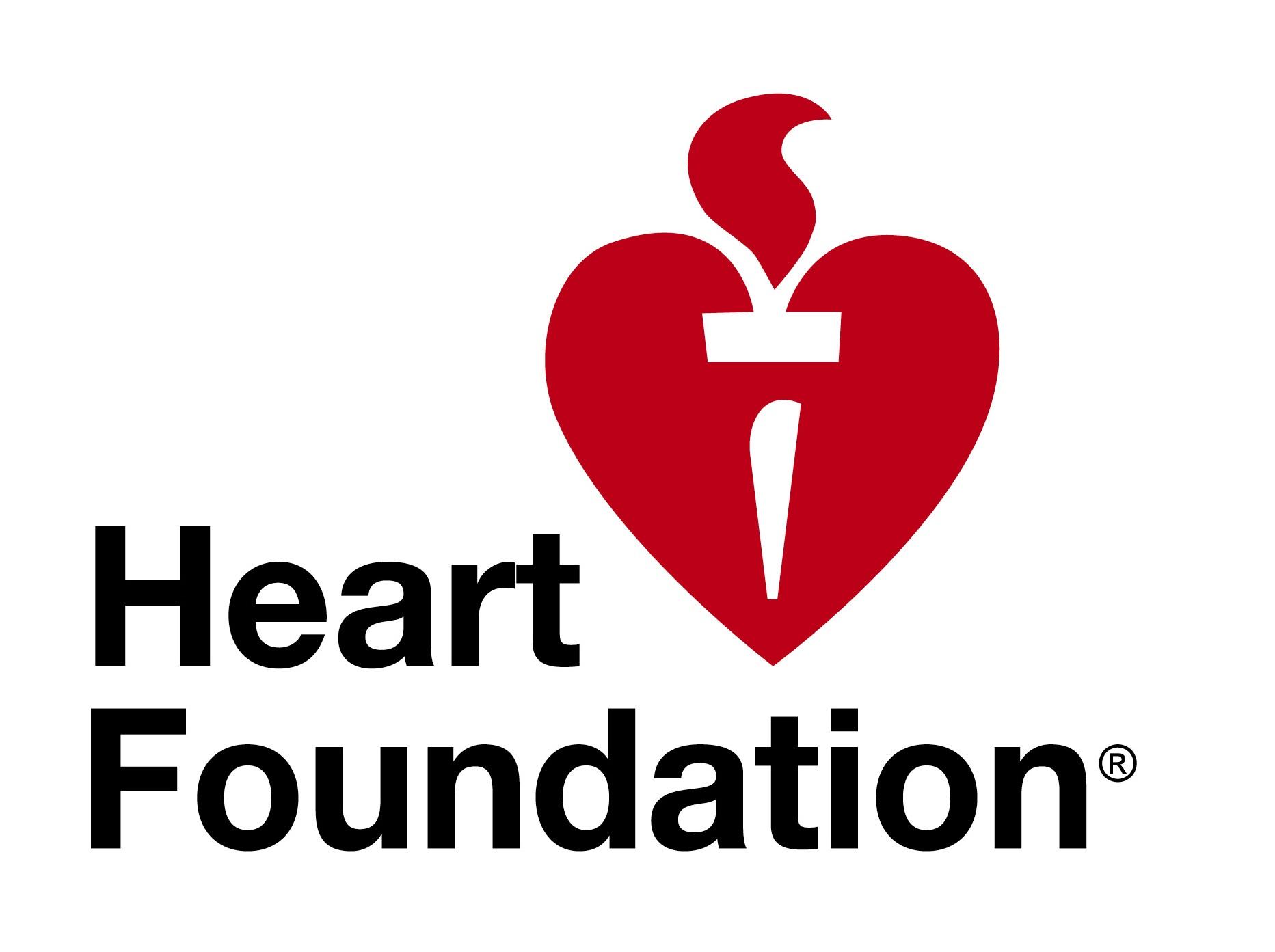 National Heart Foundation logo