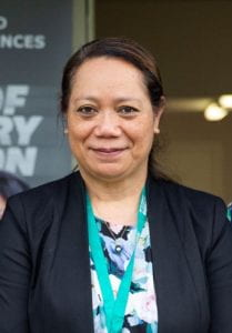 Telusila Vea - Community Coordinator