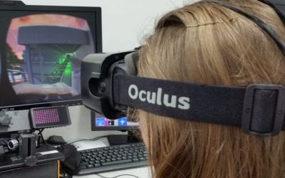 The effect of virtual reality headsets on the eyes