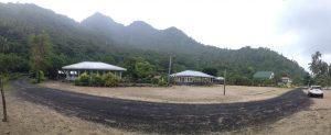 Samamea village in Fagaloa, Upolu