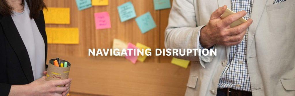 Navigation Disruption