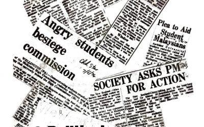 Bersatu Dan Maju: Malaysian International Students as a Rising Political Force