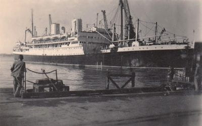 The Repatriation Voyages of the Radnik and the Partizanka Auckland to Yugoslavia 1948 and 1949