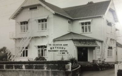 Help where help was needed – Single Mothers and the Salvation Army Bethany Home in 1960s-70s Auckland
